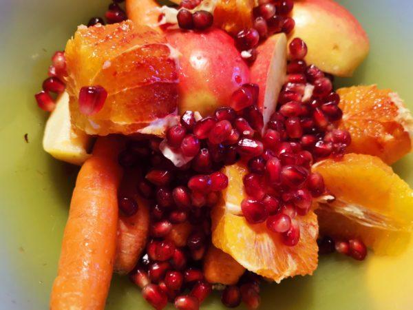Obst Gemüse Mix