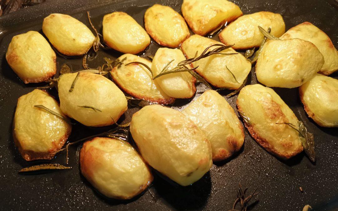 Rosmarinkartoffeln aus dem Backofen