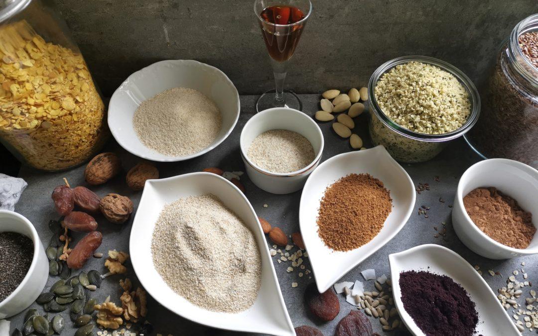 Superfood – gesunde Vorräte