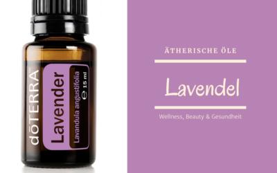 ätherisches Öl – Lavendel