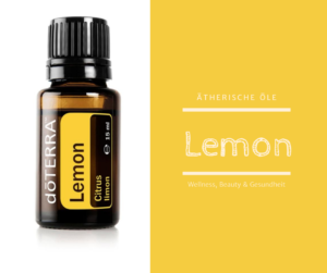 ätherische Öle- Lemon