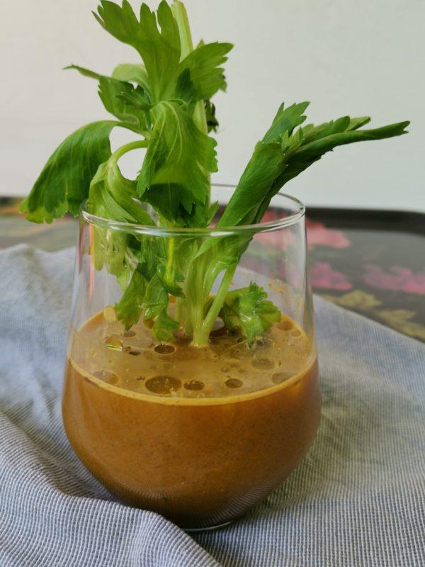Sellerie Gemüse Saft